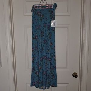 Lularoe Maxi Skirt Size Medium NWT